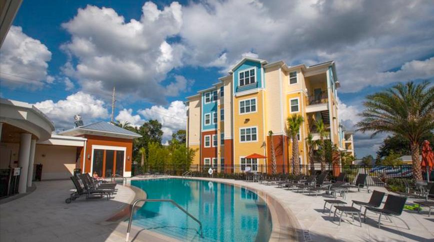 Apartments Near Walt Disney World
